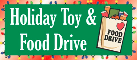 Canned Food & Toy Drive